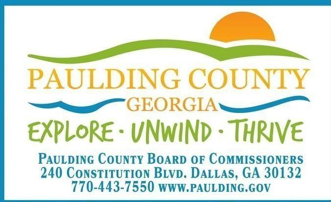 Image of Paulding County Board of Commissioners Chamber of Commerce Advertisement