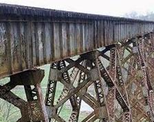 Pumpkinvine Creek Trestle