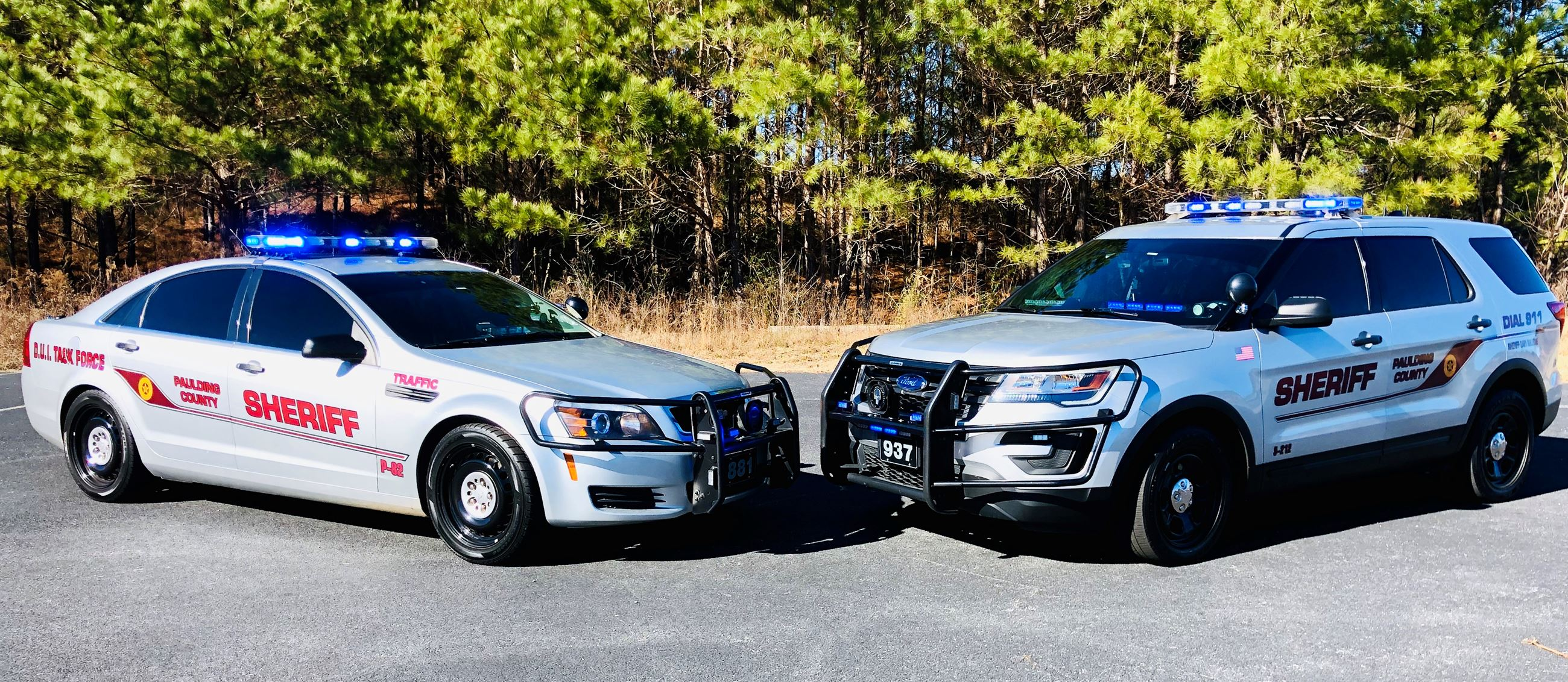 Traffic Unit | Paulding County, GA